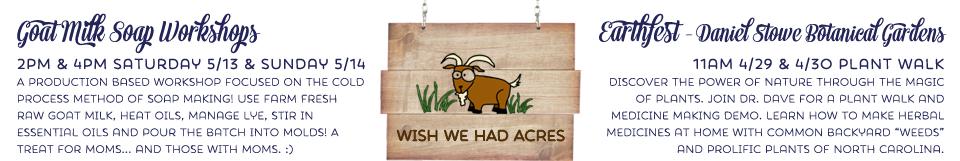 Wish We Had Acres