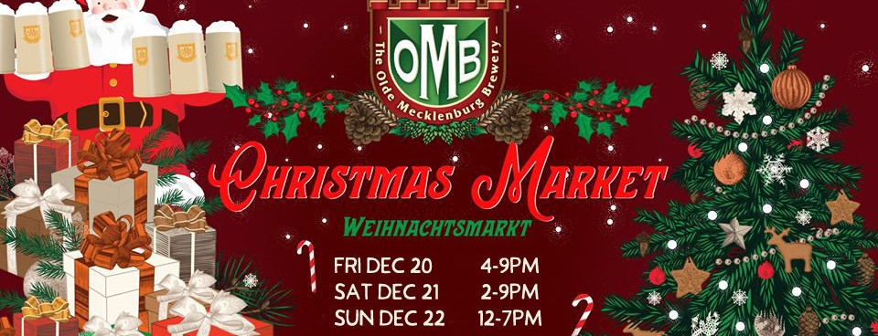 The Olde Mecklenburg Brewery‎ Christmas Market (Weihnachtsmarkt)