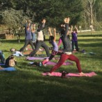 Yoga on the Farm – Sundays in May